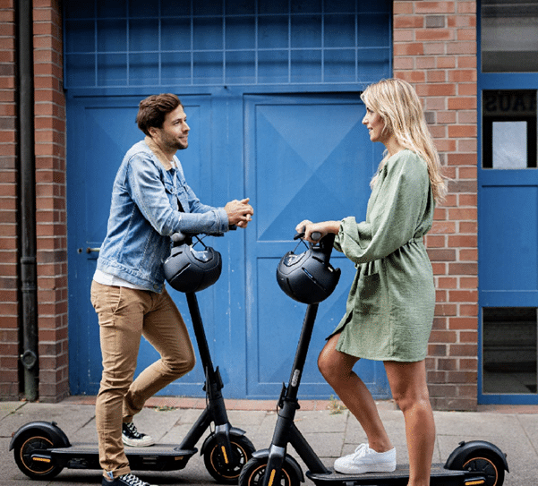 UK government legalise rental e-scooters on roads