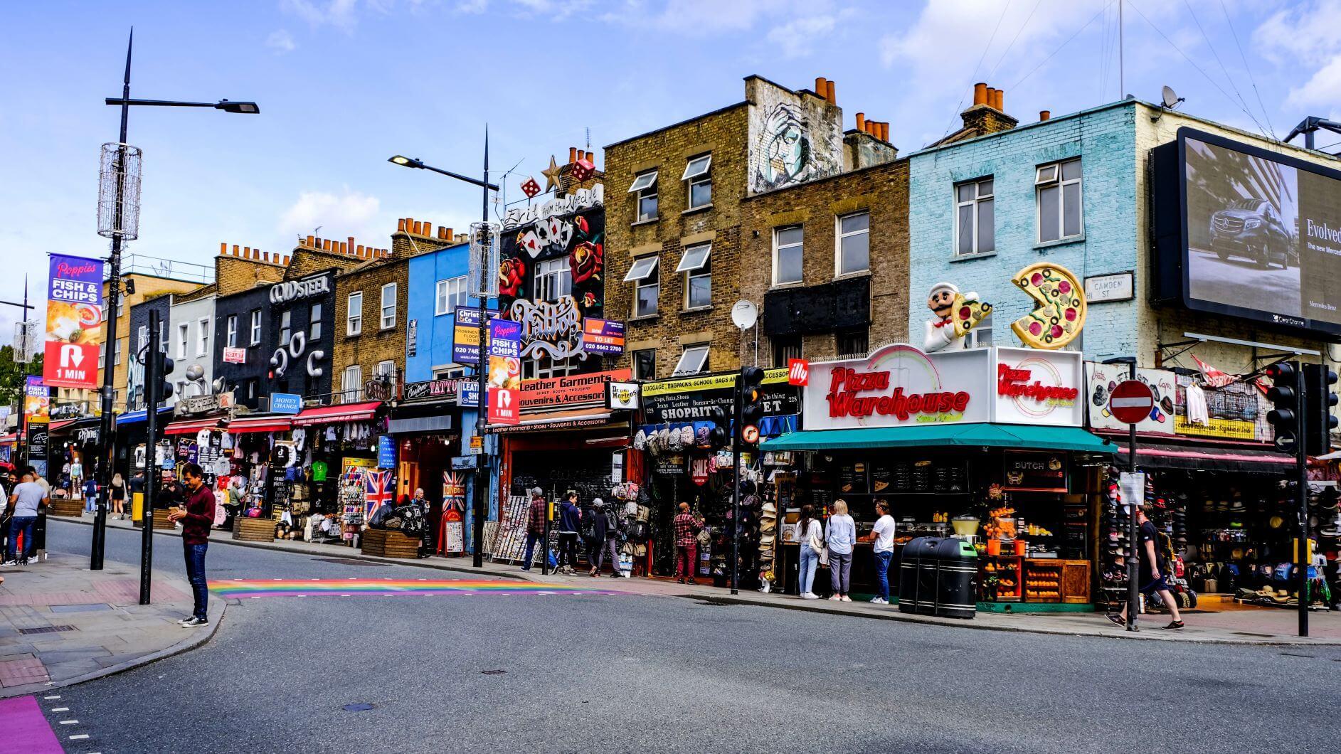 Planning a city break trip to London
