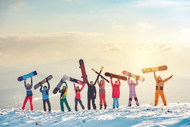 How To Plan Your Family Ski Holiday