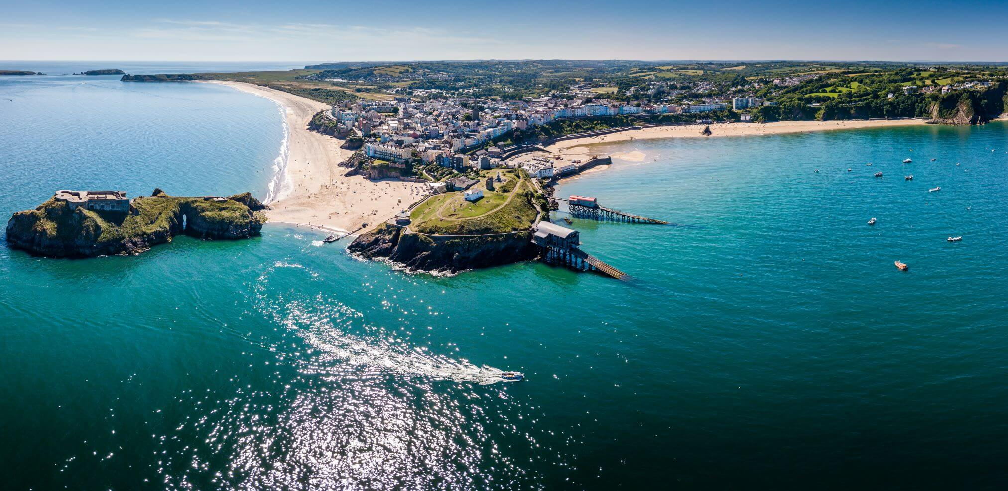UK coastal walks