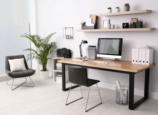 DIY enthusiast guide to creating a home office